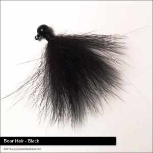 Andy's Custom Bear Hair Jig