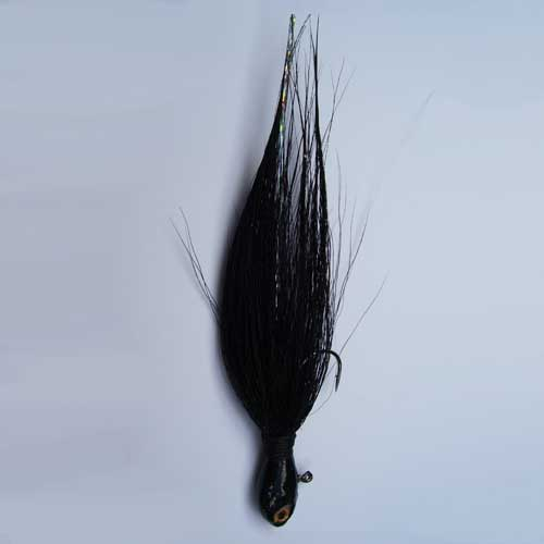 Edwin Evers Signature Series Jig Black Catfish Flash