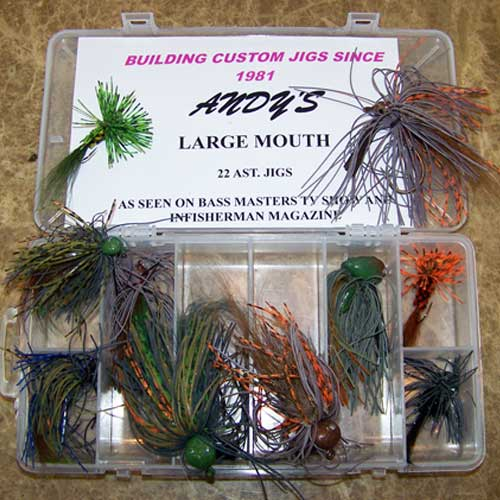 large mouth jig kit