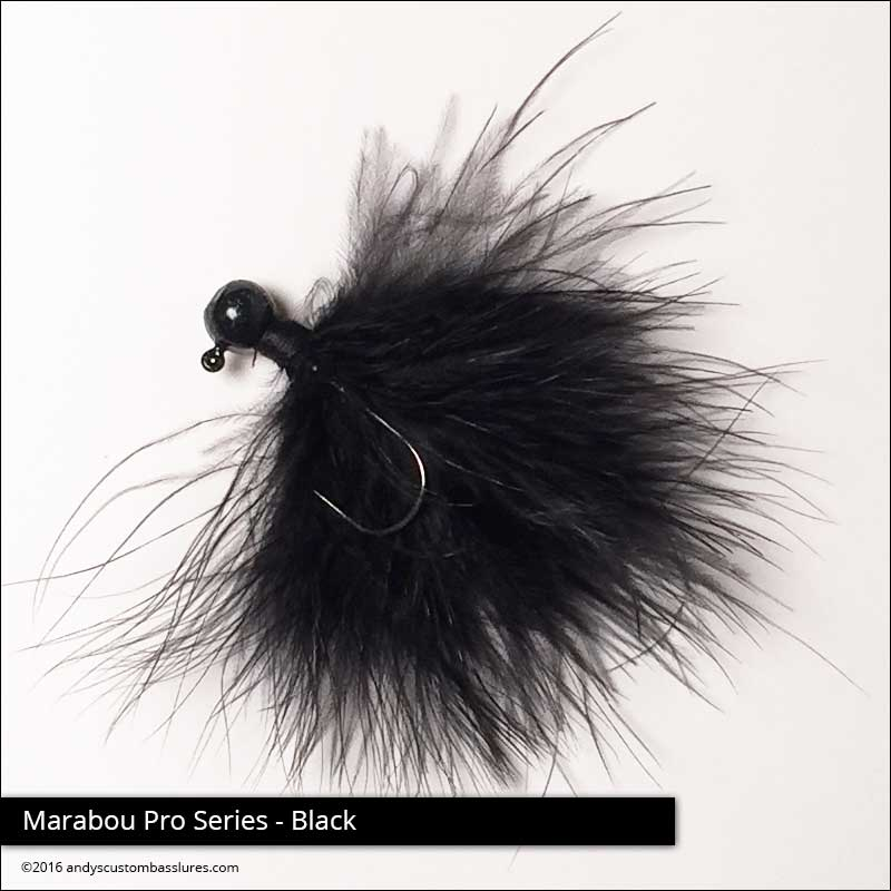 Marabou Pro Series Black