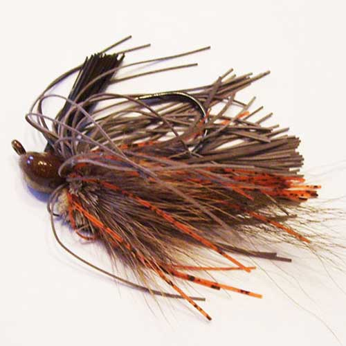 The Nature Jig (Show Brown & Orange)