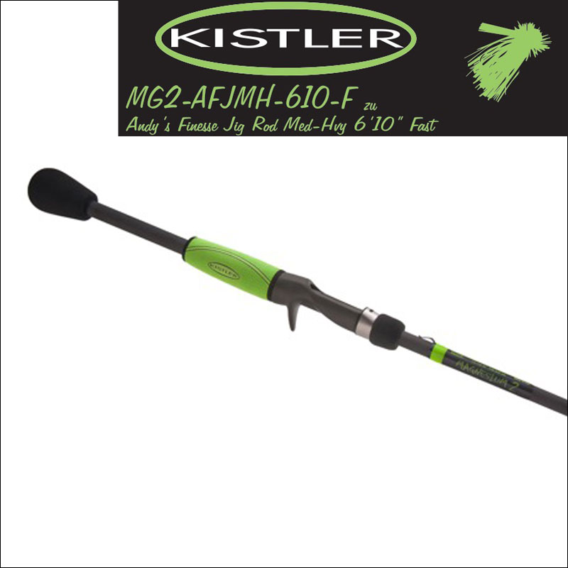 Kistler Finesse Rod