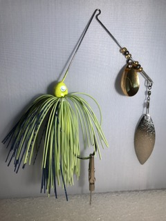 Old School Spinner Baits Andy S Custom Bass Lures